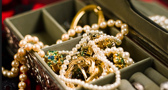 advice in order to secure your jewellery belongings