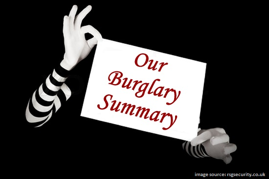 burglar summary by rsg security