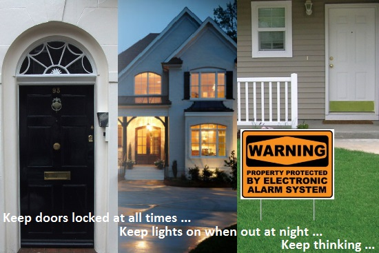 simple to implement but effective and easy steps for better home security in 2014