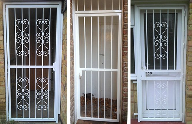 Rsg3000 Security Door Gates Residential Commercial