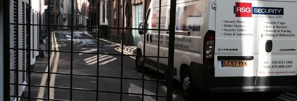 Rsg2000 Security Bars Strong Window Burglar Bars System