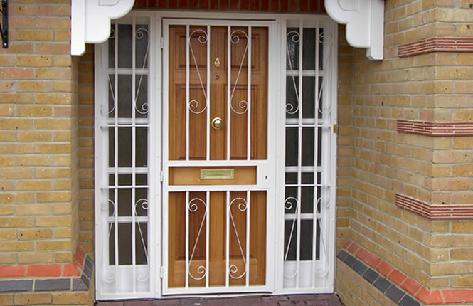 Rsg security door gates residential commercial