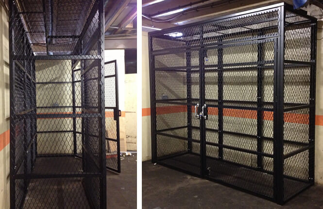 Rsg4000 Security Cages Amp Enclosures