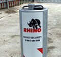RSG4600 Barriers & Bollards Product Page