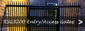 The product page of our entry & access security gates