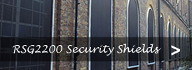The product page of our security window shields