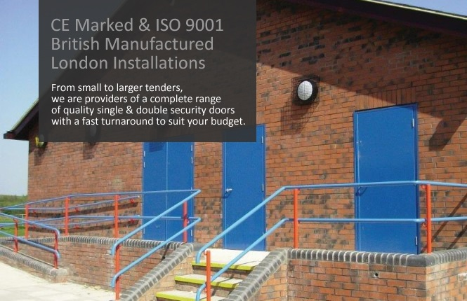 RSG8000 entry doors securing an educational institute in England.