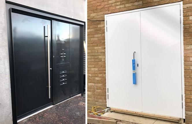 Rsg8000 Steel Doors Entry Doors Personnel Doors